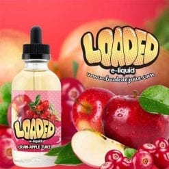 Loaded Cran Apple by Ruthless 120ml