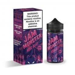 Jam Monster | Mixed Berry | Vaperite.co.za | 100ml Chubby Gorilla Bottle