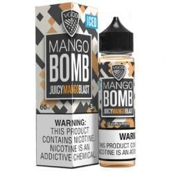 Iced Mango Bomb | VGOD | 60ML Vape E-Liquid | Vaperite.co.za